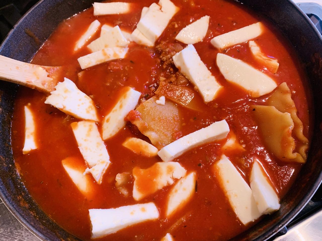 Lasagna Soup – Recipe! Image 4