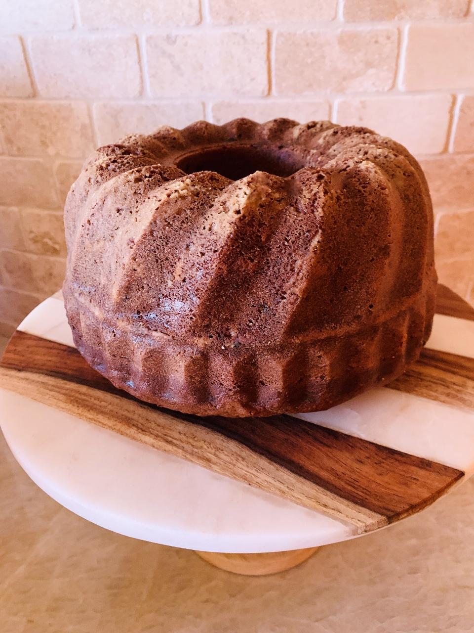 Tennessee Jam Bundt Cake with Caramel Frosting – Recipe! Image 4