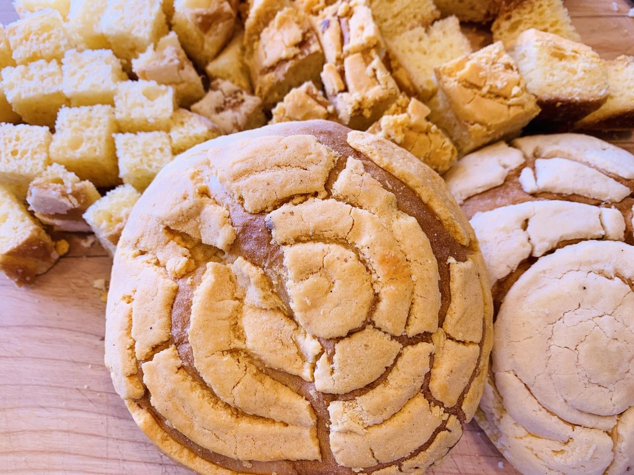 Concha Coconut Bread Pudding – Recipe! Image 3