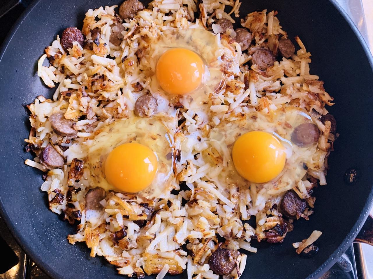 Easy Breakfast Hash – Recipe! Image 4
