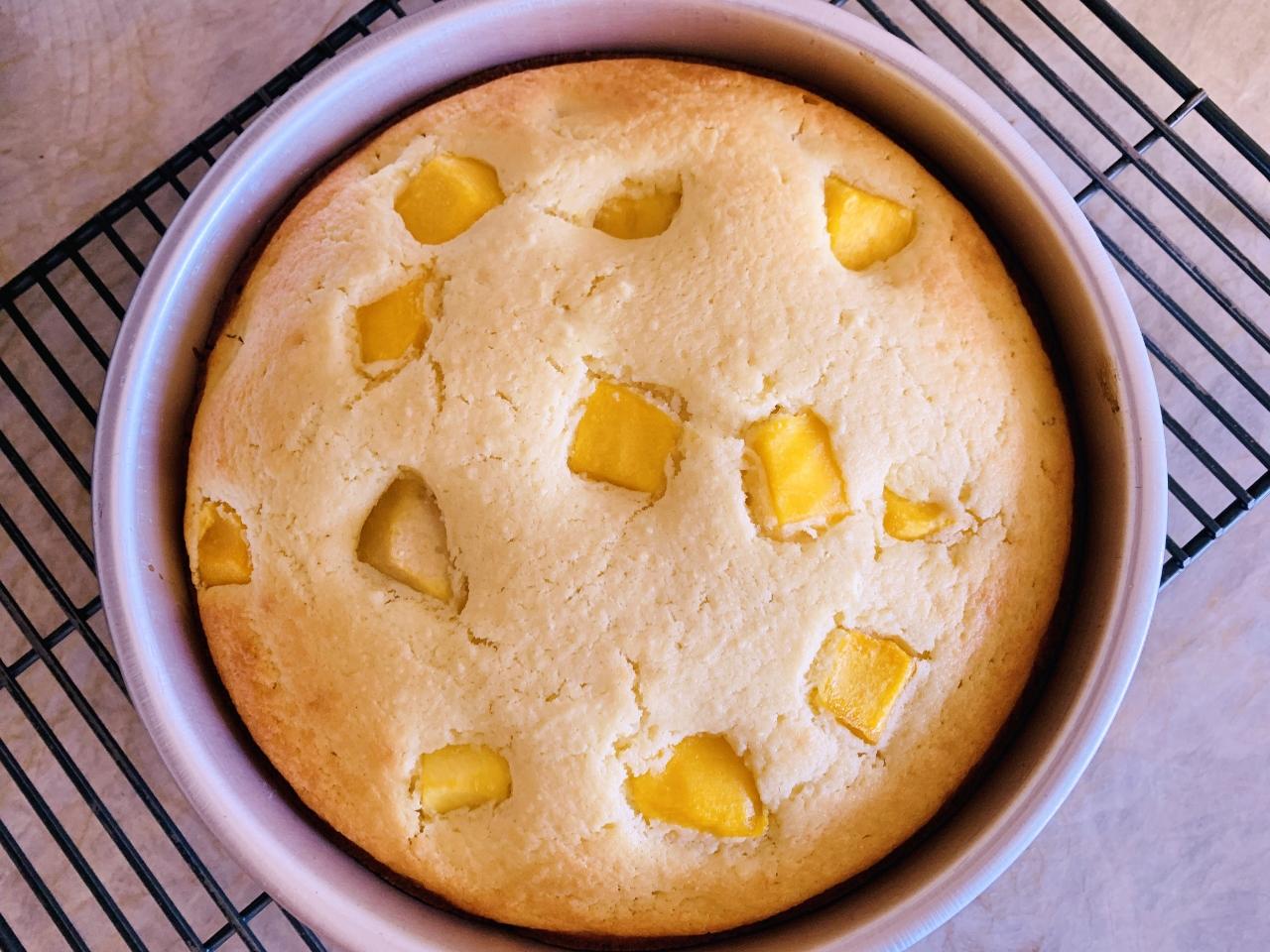 Mango Ricotta Cake – Recipe! Image 5