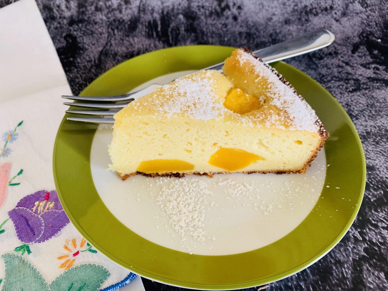Mango Ricotta Cake – Recipe! Image 2