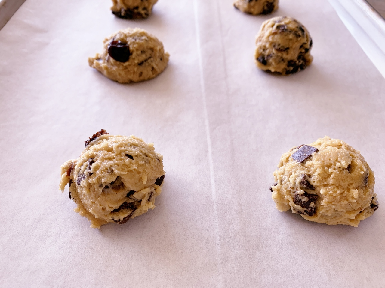 Olive Oil Cherry Chocolate-Chunk Cookies – Recipe! Image 4