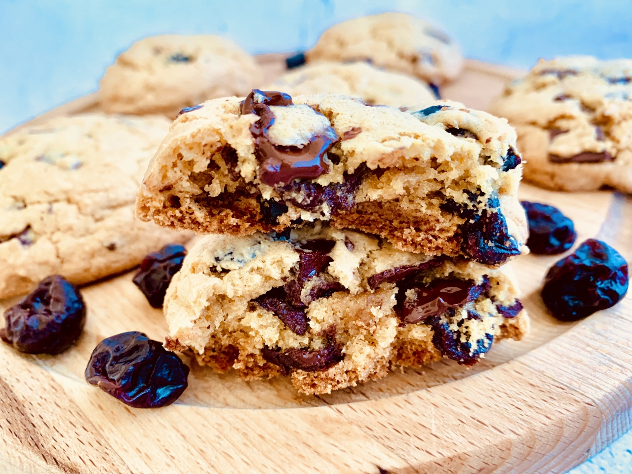 Olive Oil Cherry Chocolate-Chunk Cookies – Recipe! Image 2