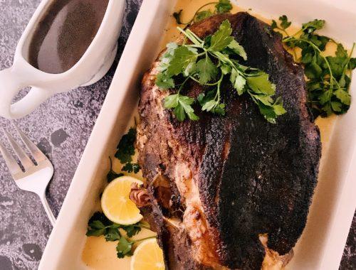 Slow-Cooker Caribbean Pork Roast – Recipe!