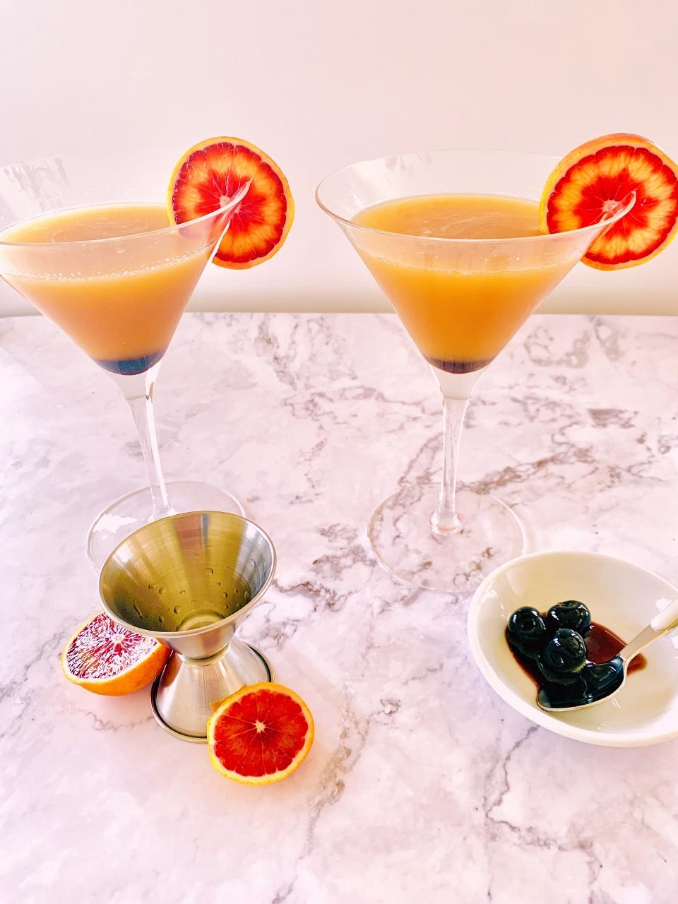 California Sunrise Martini – Recipe! Image 2