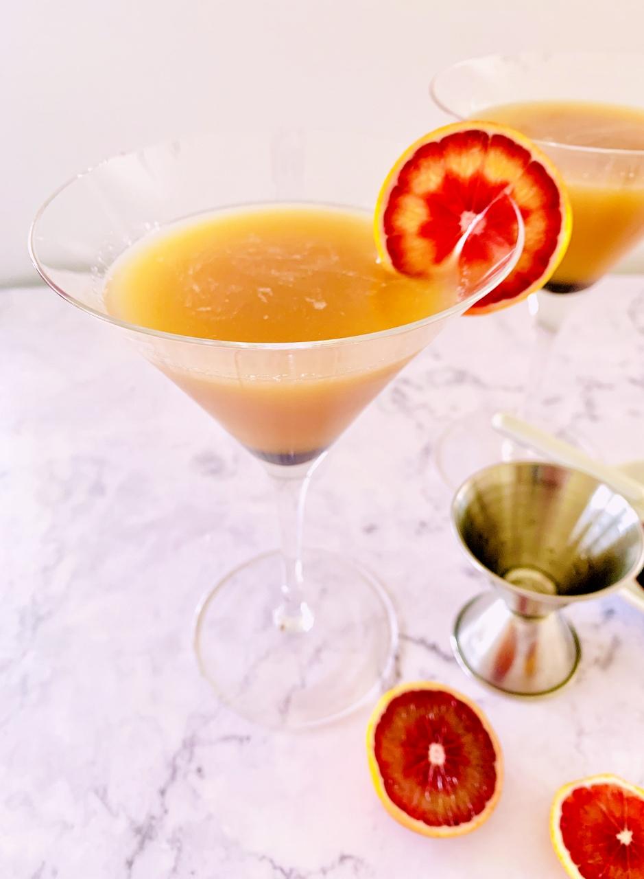 California Sunrise Martini – Recipe! Image 4