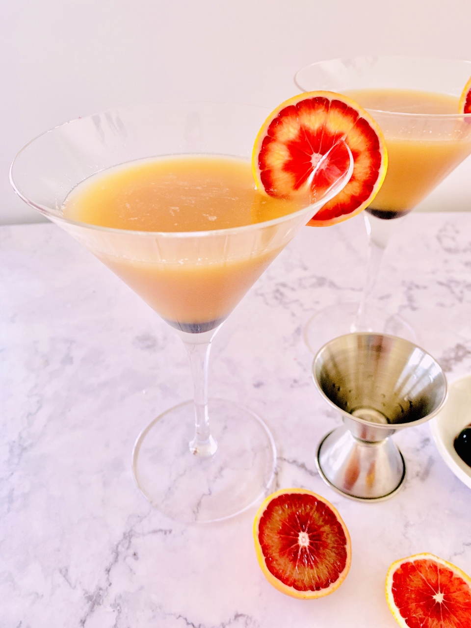 California Sunrise Martini – Recipe! Image 1