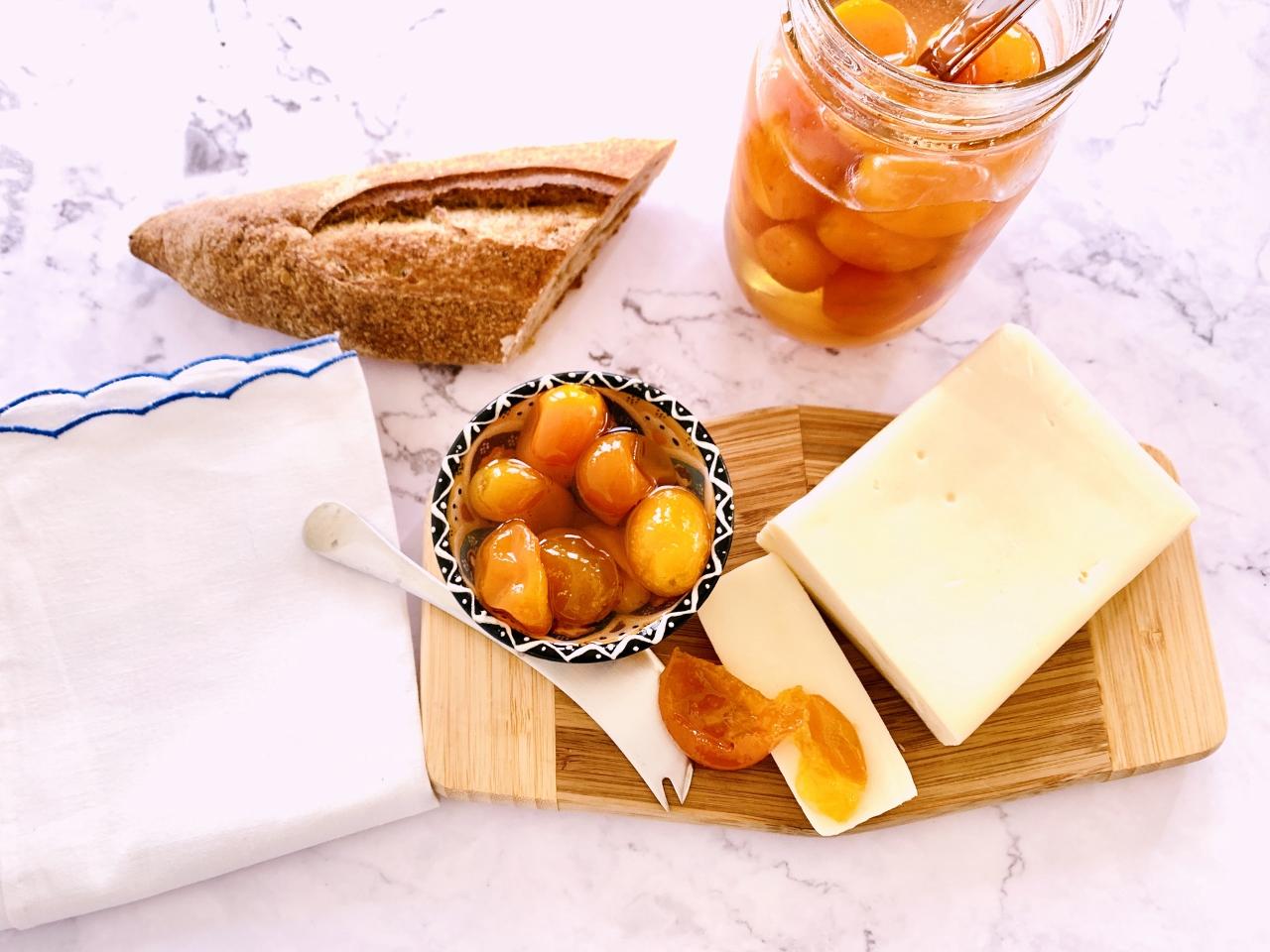 Lavender Infused Candied Kumquats – Recipe! Image 2