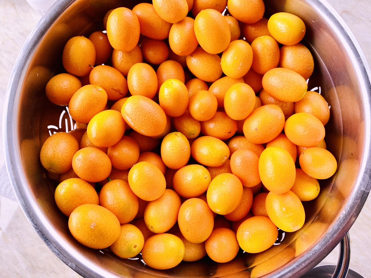 Lavender Infused Candied Kumquats – Recipe! Image 3