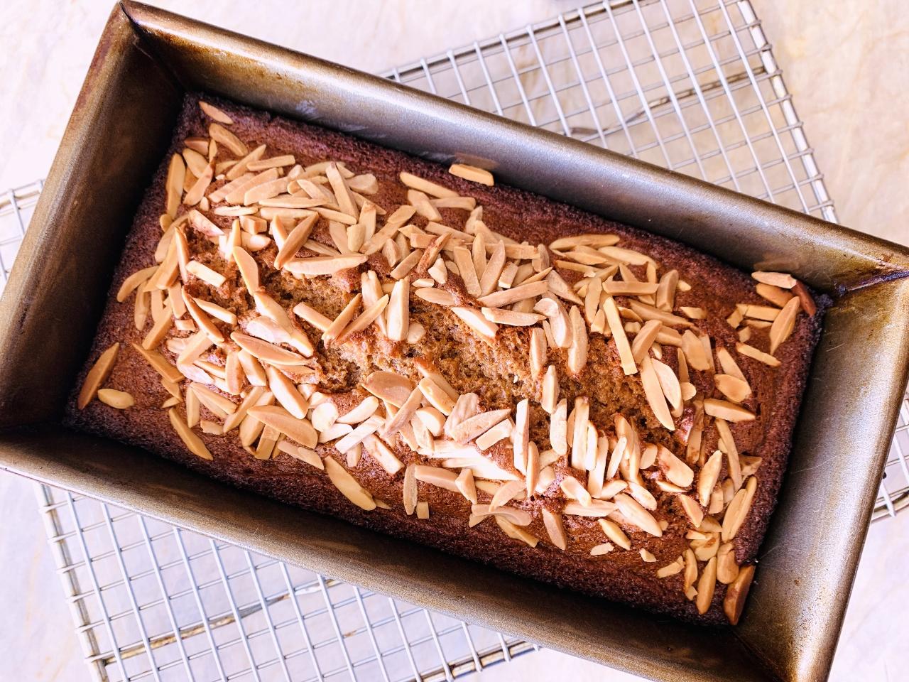 Honey-Rye Loaf Cake – Recipe! Image 4