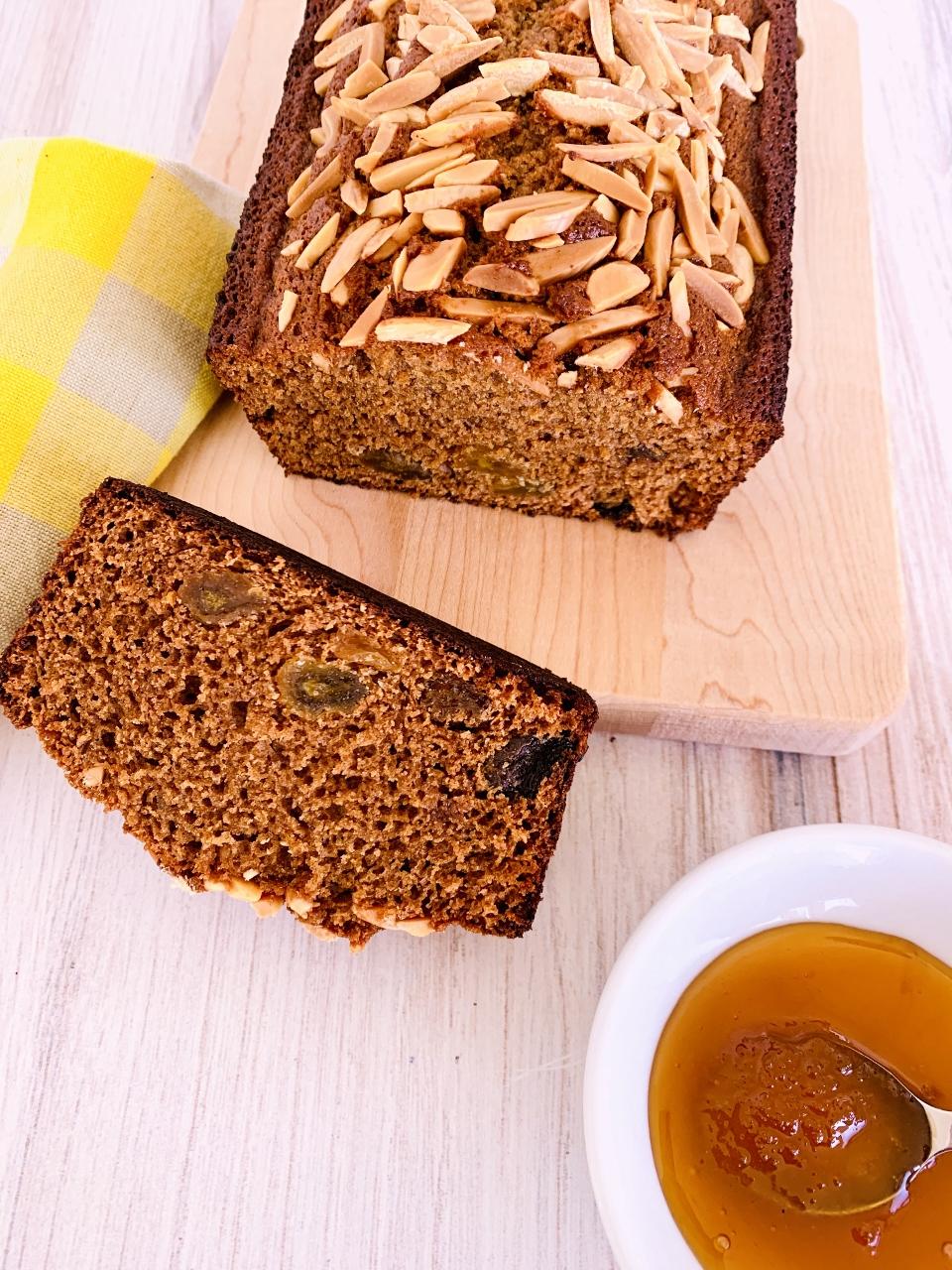 Honey-Rye Loaf Cake – Recipe! Image 5