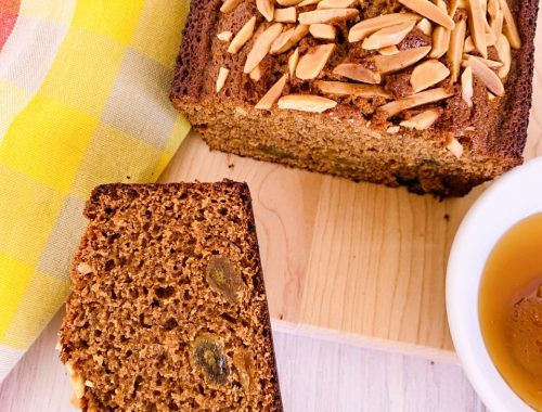 Honey-Rye Loaf Cake – Recipe!
