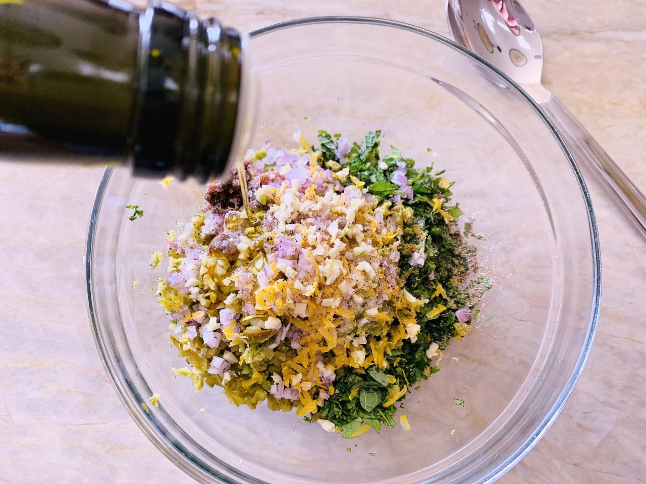 Sauce Vierge – Recipe! Image 4