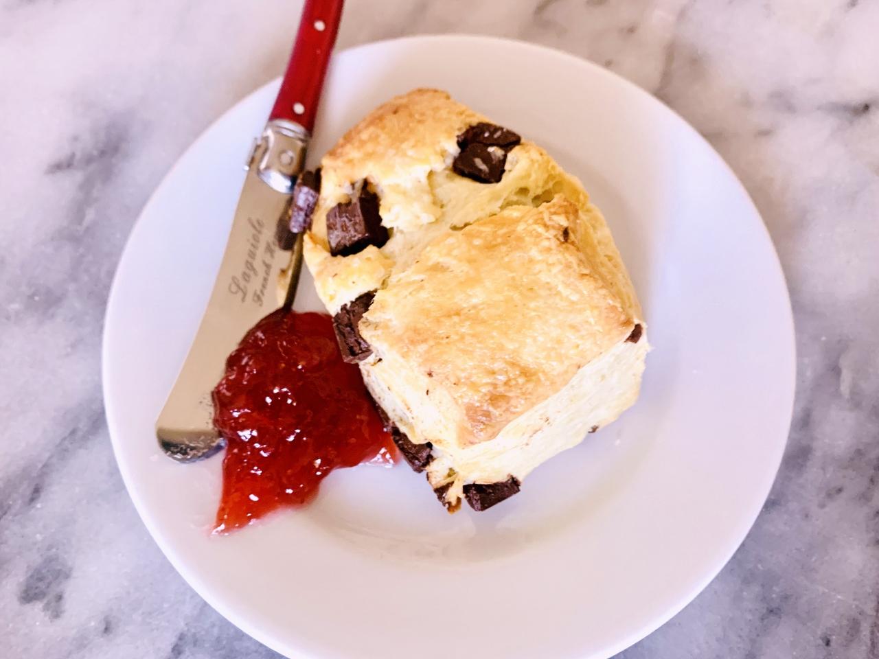 Sourdough Discard Chocolate Chunk Biscuits – Recipe! Image 6