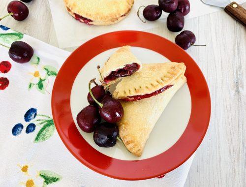 Mini Cherry Hand Pies – Recipe!