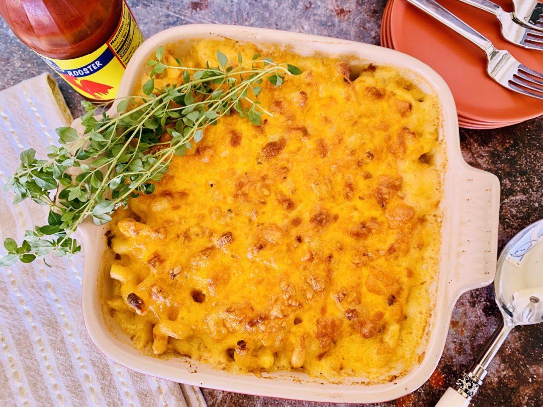 Spicy Macaroni & Cheese – Recipe! Image 1