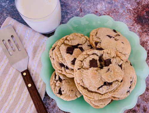 To Rest or Not to Rest (Your Cookie Dough), That is the Question!