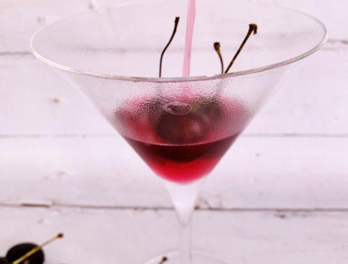 Cherry Martini – Recipe!