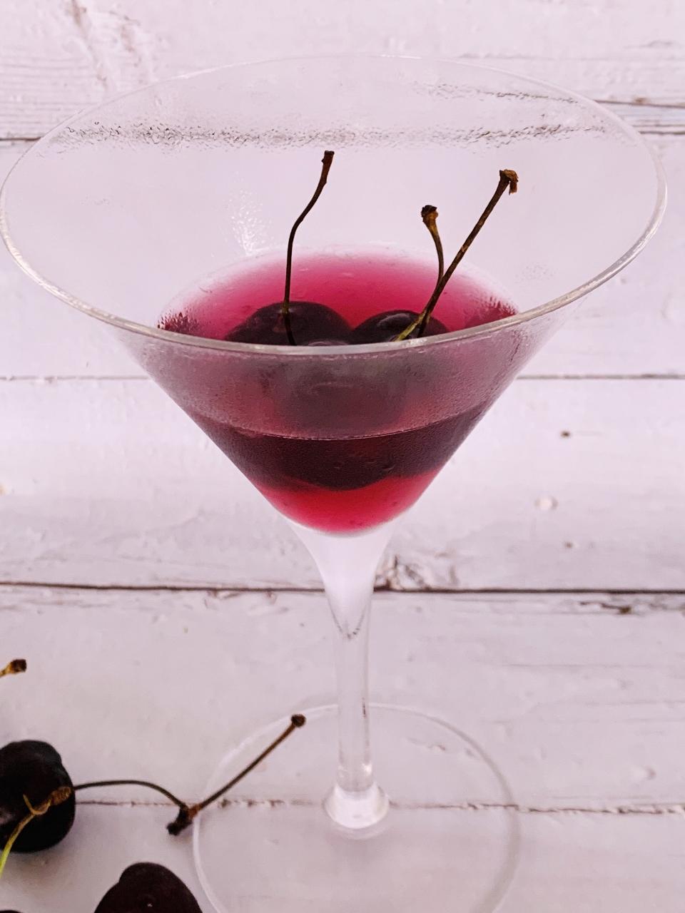 Cherry Martini – Recipe! Image 2