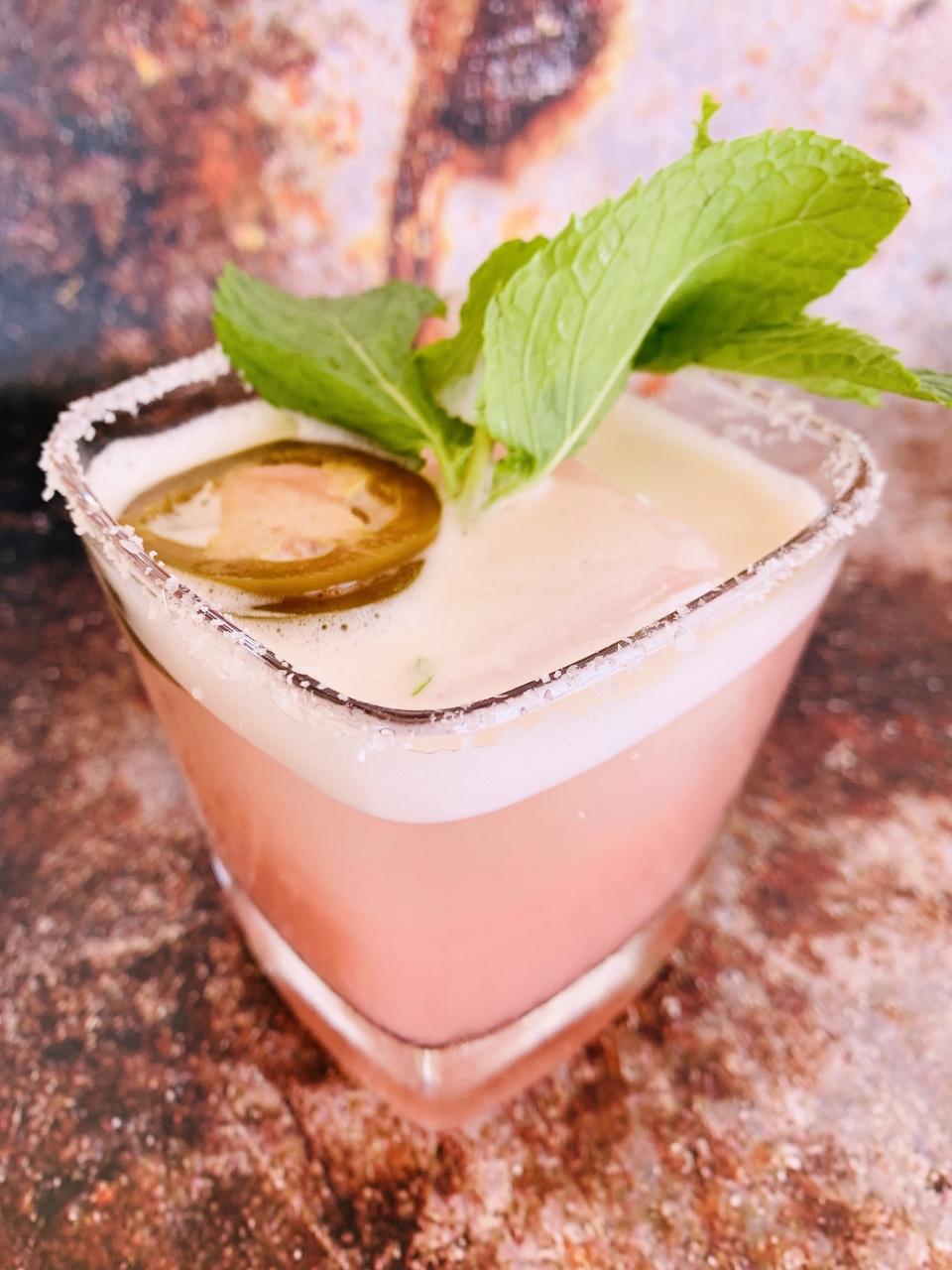 Creamy Strawberry-Jalapeno Infused Margarita – Recipe! Image 2