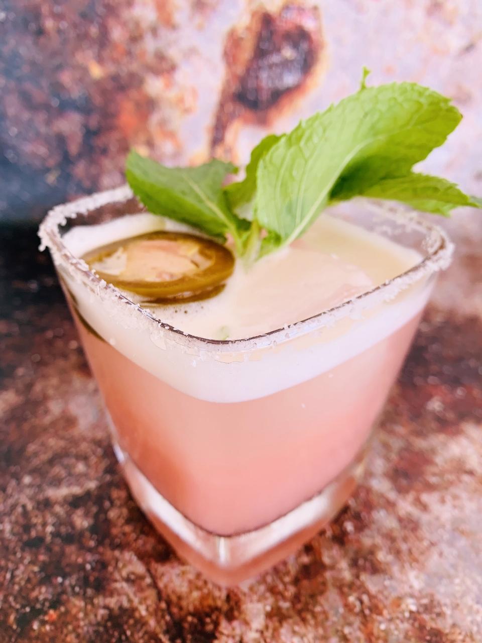 Creamy Strawberry-Jalapeno Infused Margarita – Recipe! Image 1