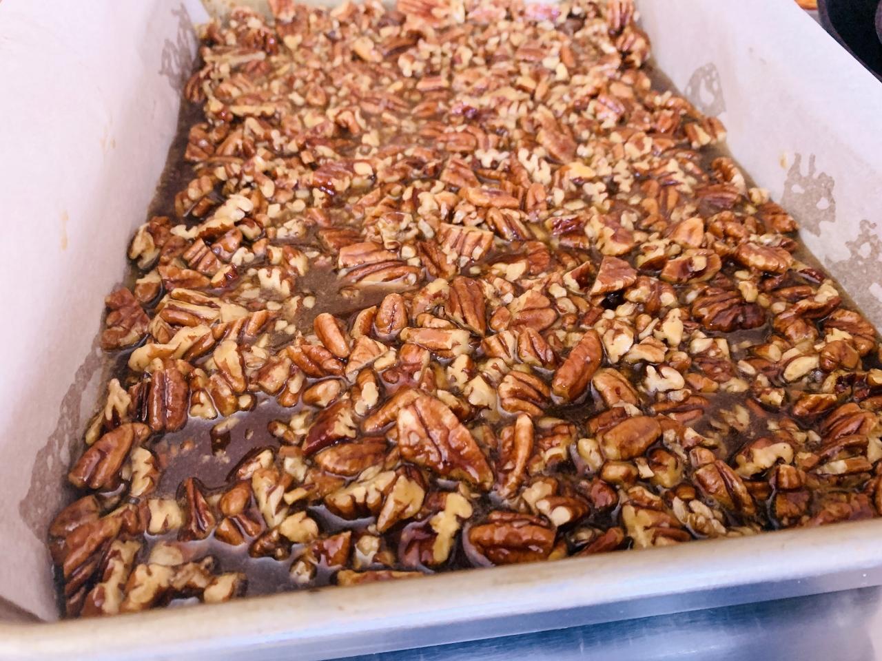 Pecan Pie Brownies – Recipe! Image 5