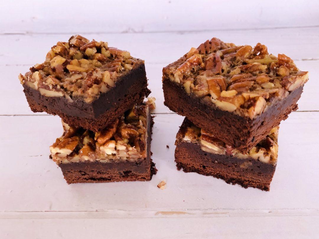 Pecan Pie Brownies – Recipe! Image 1