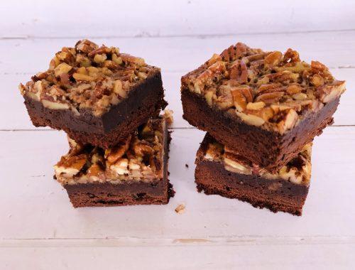 Pecan Pie Brownies – Recipe!