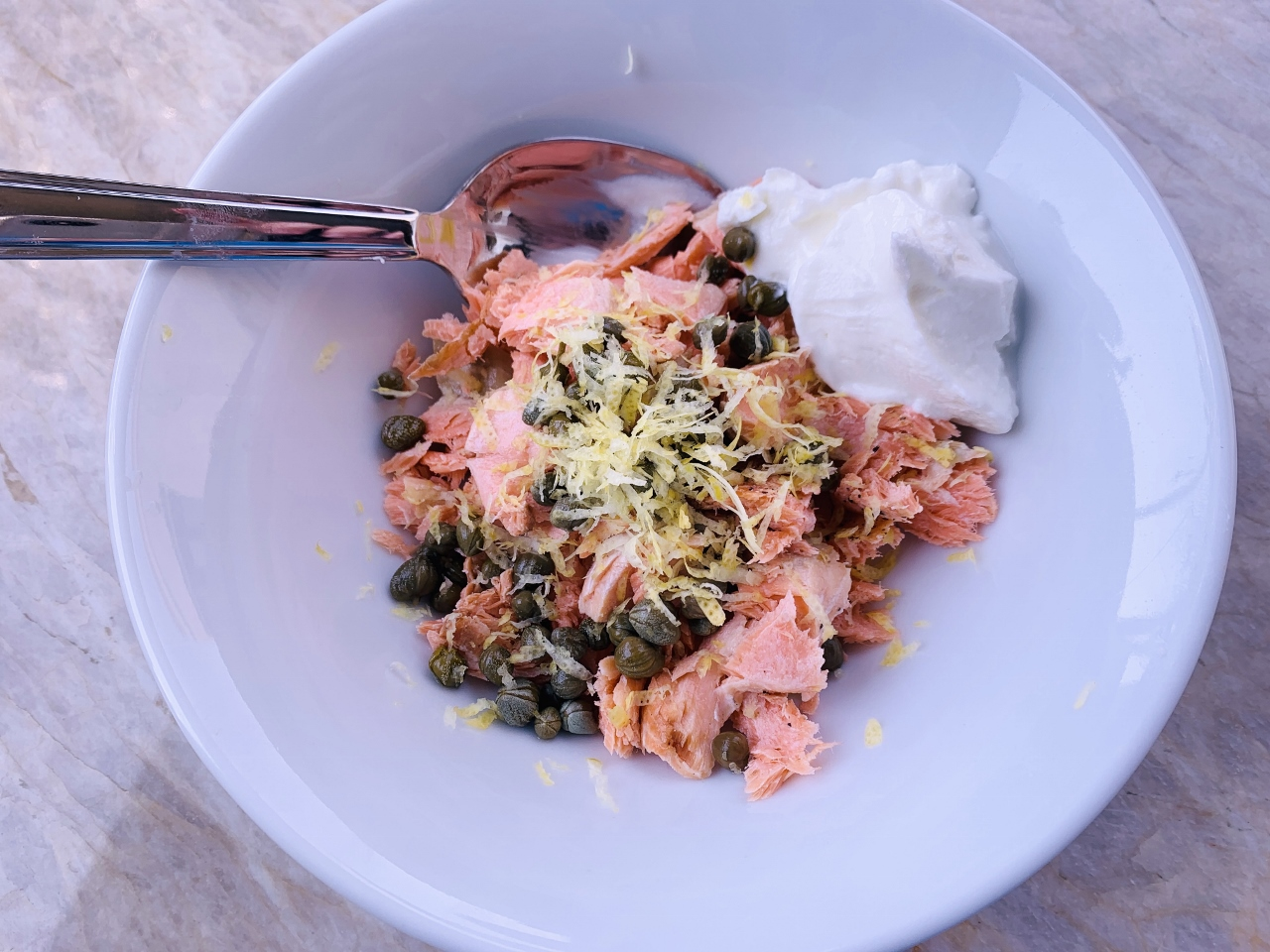 Salmon Salad Stuffed Avocados – Recipe! Image 3