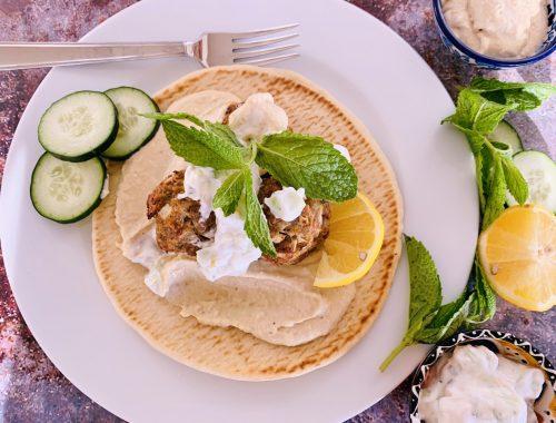Fall Turkey Burger Bowls – Recipe! Image 7