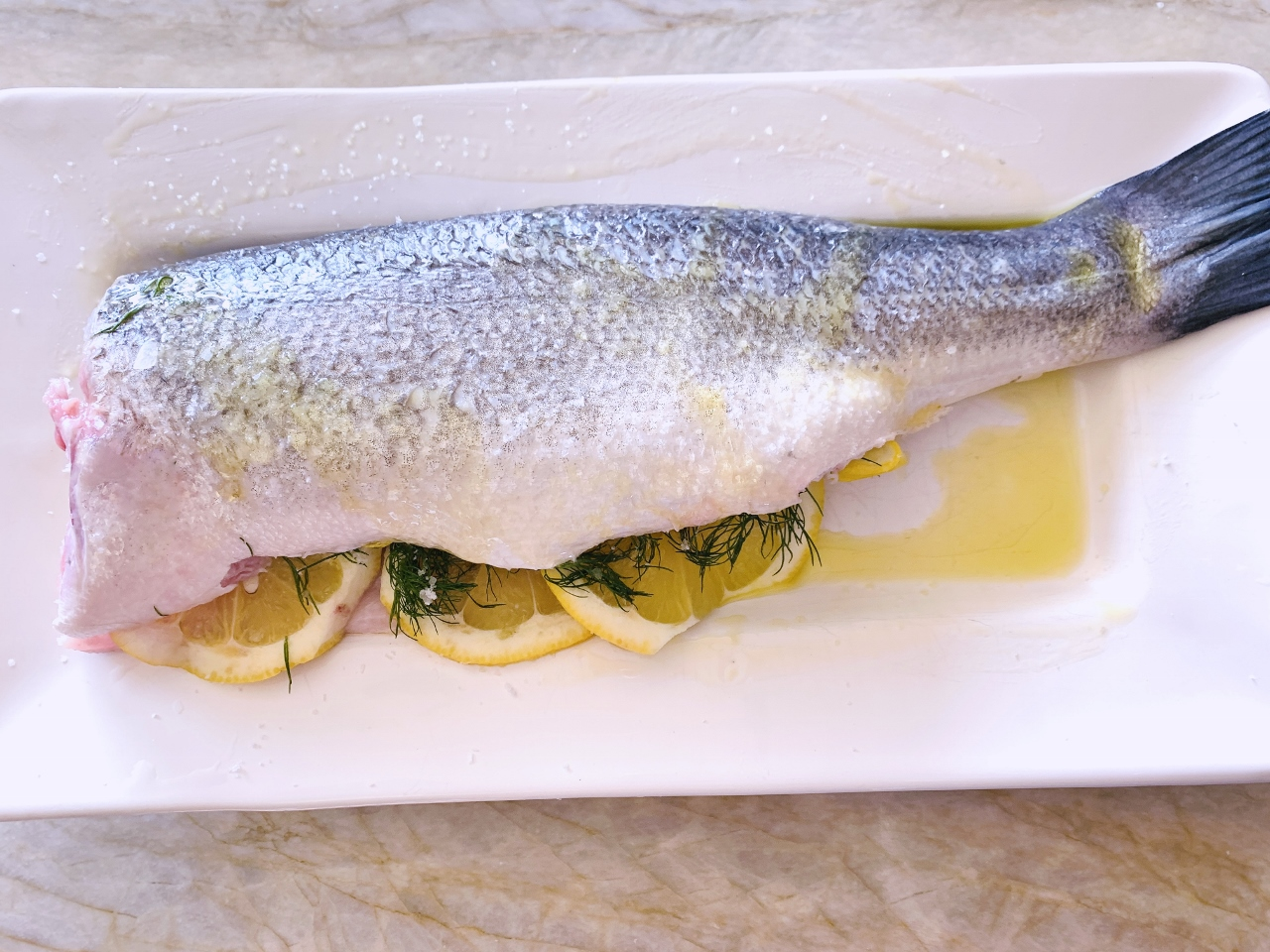 Grilled Whole Branzino with Dill Butter – Recipe! Image 3