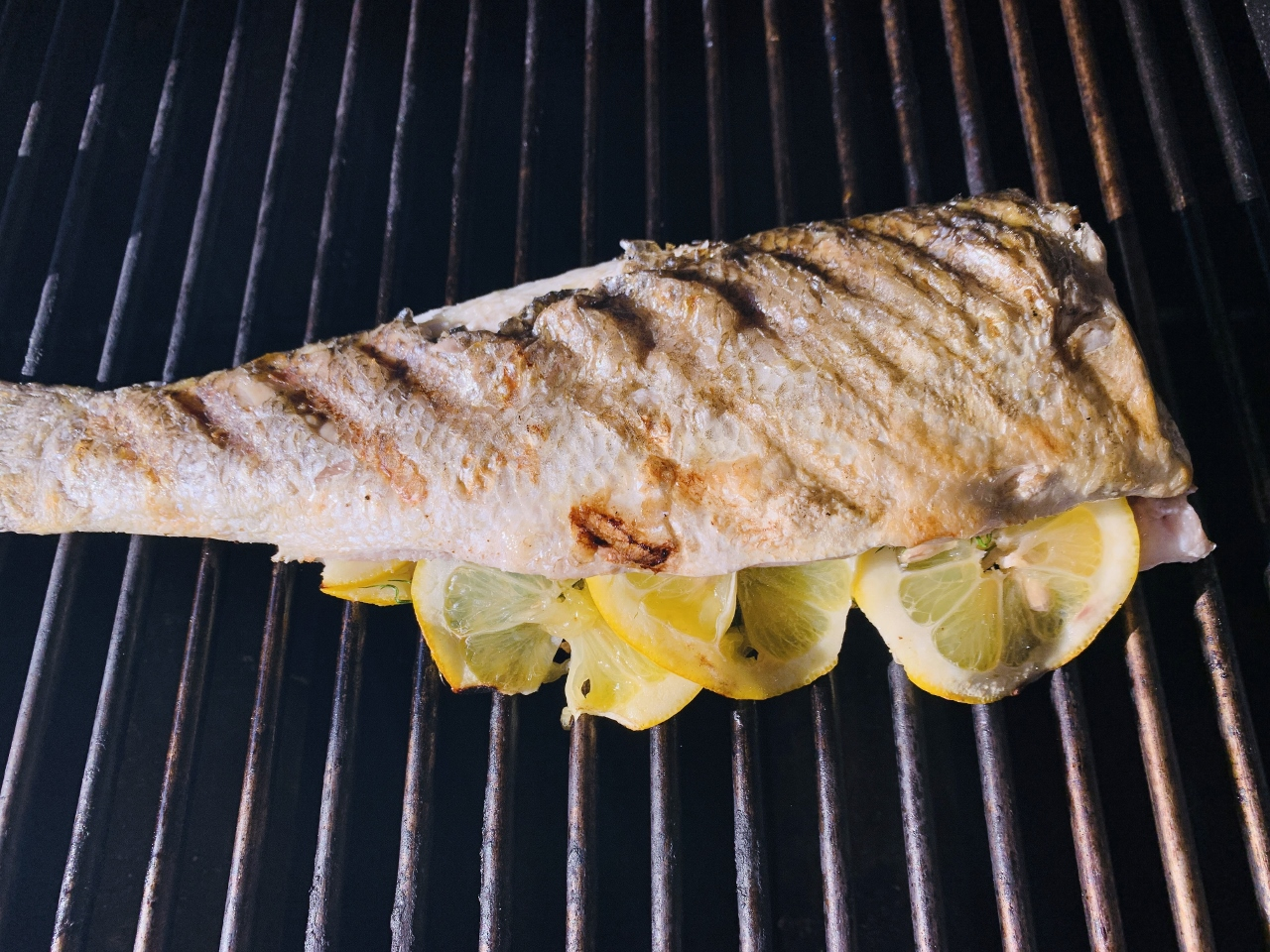 Grilled Whole Branzino with Dill Butter – Recipe! Image 4