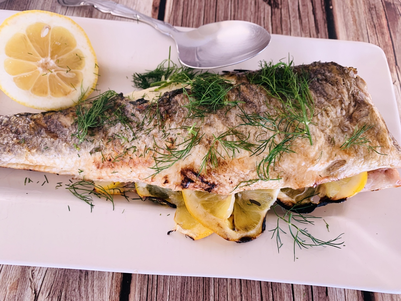Grilled Whole Branzino with Dill Butter – Recipe! Image 5