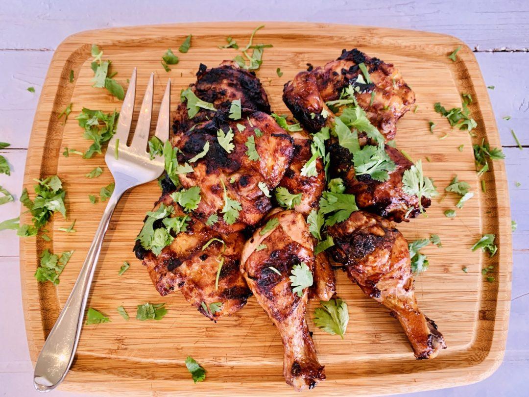 Harissa Grilled Chicken – Recipe! Image 1