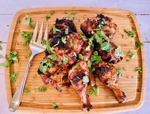 Harissa Grilled Chicken – Recipe!