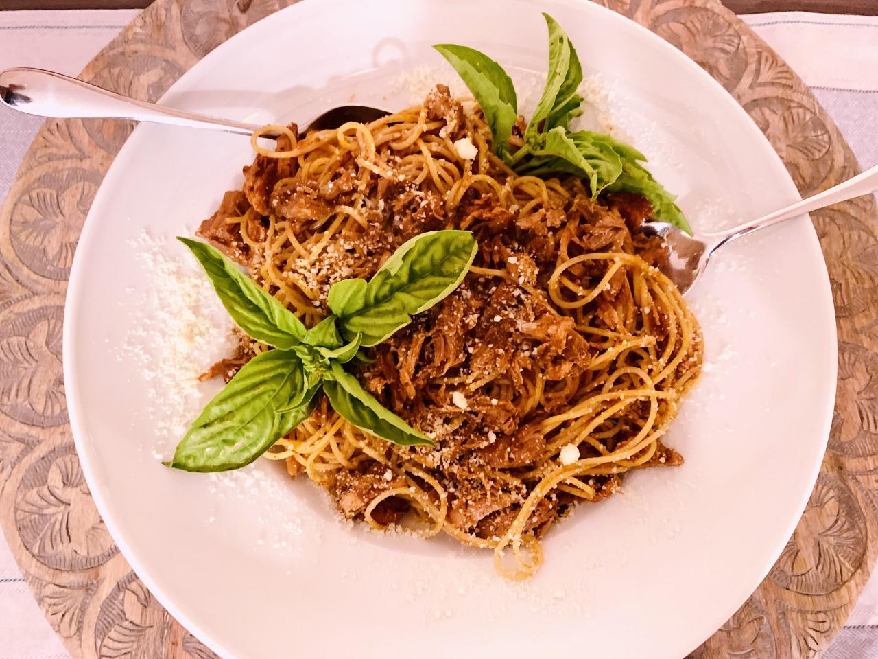 4-Ingredient Mexican Spaghetti – Recipe! Image 2