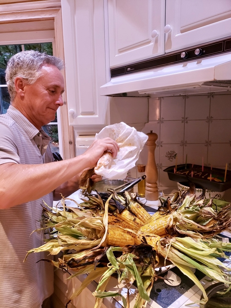 Grilled Corn with Diavola Butter – Recipe! Image 3