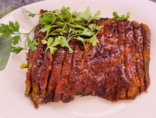 Oven Roasted Barbecue Brisket – Recipe!